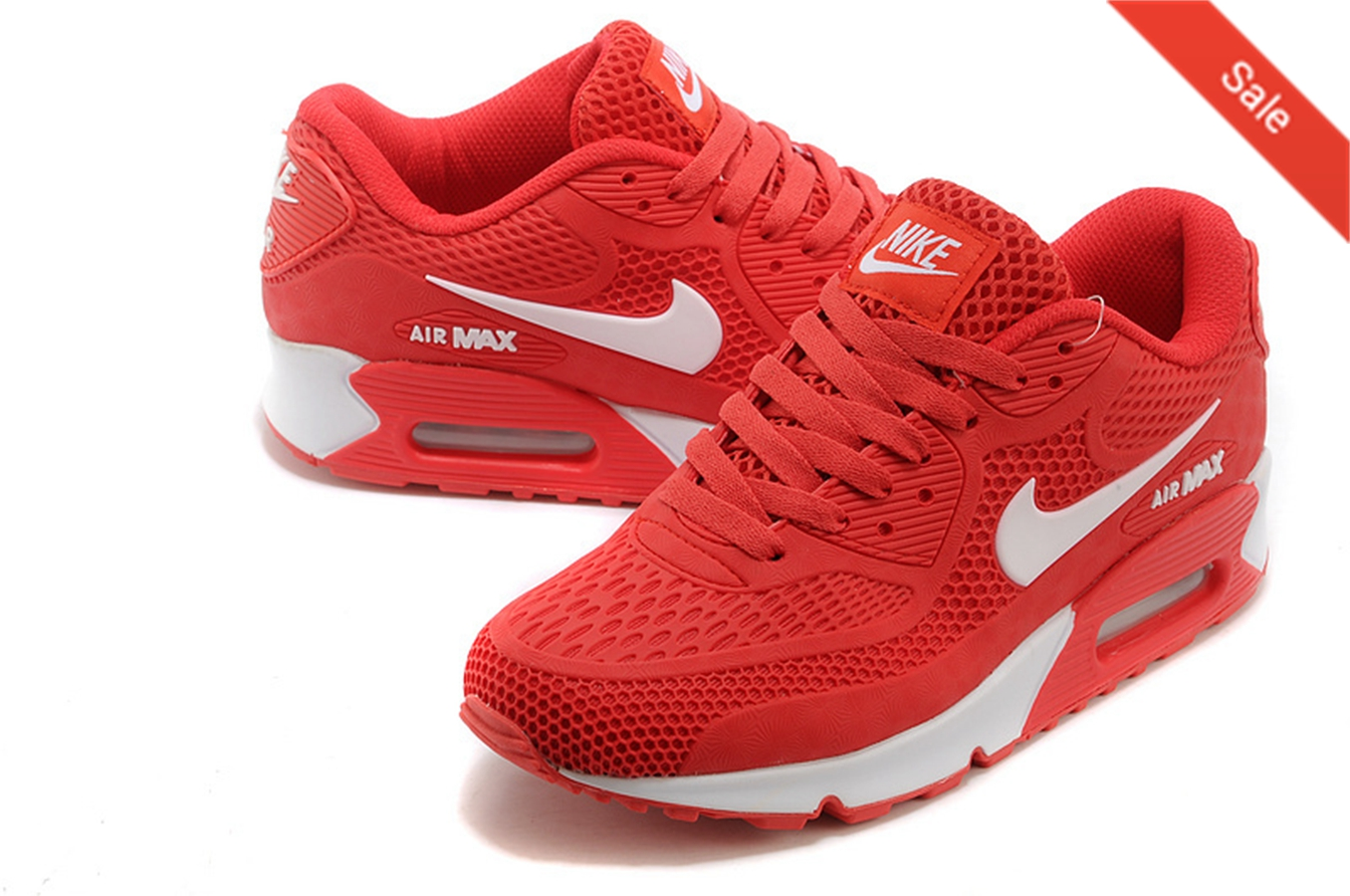 air max 90 homme rouge online